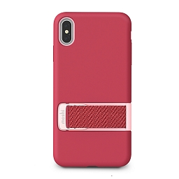 Чехол для iPhone XS Max Moshi Capto Pink