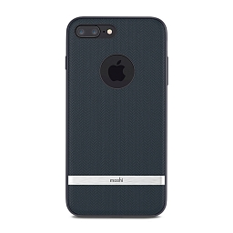Чехол для iPhone 8 Plus/7 Plus Moshi Vesta Bahama Blue