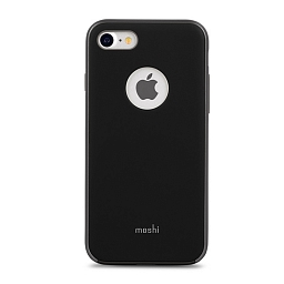 Чехол для iPhone 8/7 Moshi iGlaze Metro Black