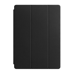Обложка Apple Leather Smart Cover for 12.9'' iPad Pro - Black