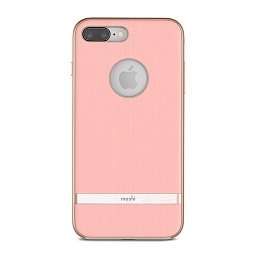Чехол для iPhone 8 Plus/7 Plus Moshi Vesta Blossom Pink