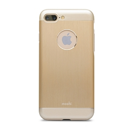 Чехол для iPhone 7 Plus Moshi Armour Satin Gold
