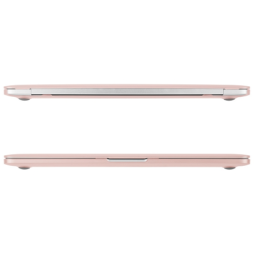 "Чехол для MacBook Pro 13"" (2016-17) with Touch Bar Moshi iGlaze Blush Pink"
