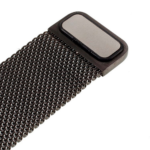 Браслет для Apple Watch 42mm COTEetCI Watchband Magnet Milan Loop Black