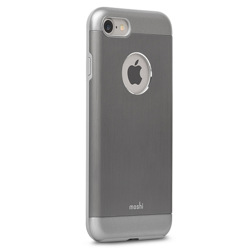 Чехол для iPhone 7 Moshi Armour Gunmetal Gray