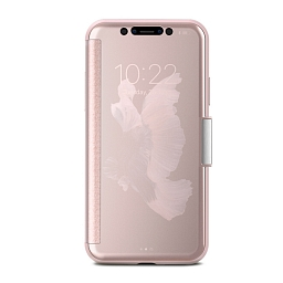 Чехол для iPhone X/XS Moshi StealthCover Pink