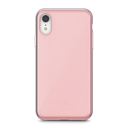 Чехол для iPhone XR Moshi iGlaze Pink