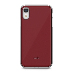 Чехол для iPhone XR Moshi iGlaze Red