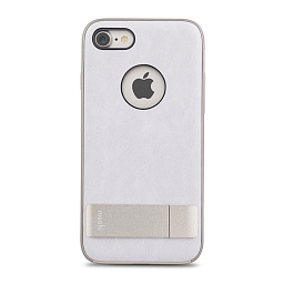 Чехол для iPhone 8/7 Moshi Kameleon Ivory White