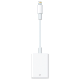 Адаптер Apple Lightning - SD Card Camera Reader