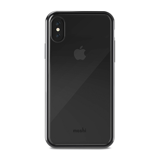 Чехол для iPhone X/XS Moshi Vitros Raven Black