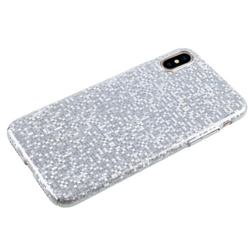 Чехол для iPhone X Dixico Protective Equipment Silver