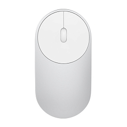 Беспроводная мышь Xiaomi Mi Portable Bluetooth Mouse Silver