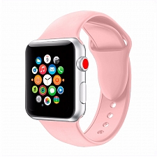 Ремешок для Apple Watch 38/40 mm Dixico Silicone Sport Band Vintage Rose