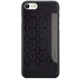 Чехол для iPhone 8/7 Ozaki 0.3 + Pocket Black