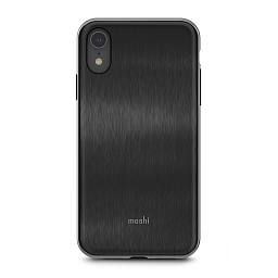 Чехол для iPhone XR Moshi iGlaze Black