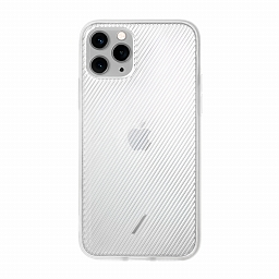 Чехол для iPhone 11 Pro Native Union Clic View Frost Clear