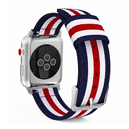 Ремешок для Apple Watch 42/44mm Tommy Helfiger 5 Color Lines