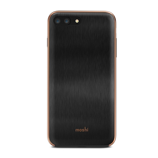 Чехол для iPhone 8 Plus/7 Plus Moshi iGlaze Armour Black