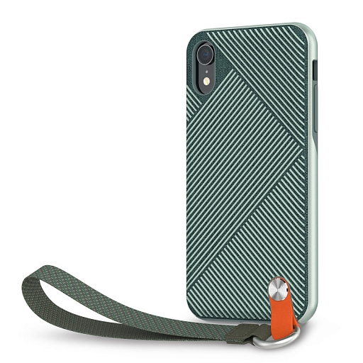 Чехол для iPhone XR Moshi Altra Forest Green