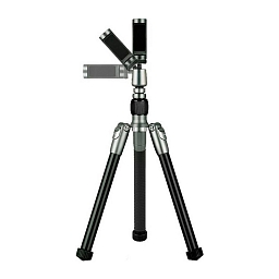 Трипод-монопод Momax Tripod HERO Gray