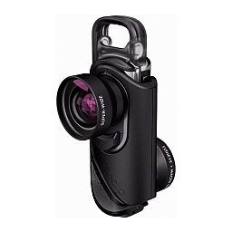 Объектив для iPhone 7/8/7 Plus/8 Plus Olloclip Core Lens Set 3-in-1 (FishEye, Super-Wide, Macro 15x)