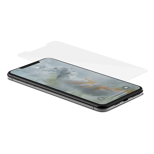 Защитное стекло для iPhone XS Max Moshi AirFoil Glass Clear