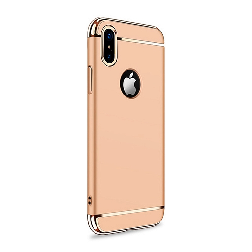 Чехол для iPhone X Joyroom Ling Pai Gold