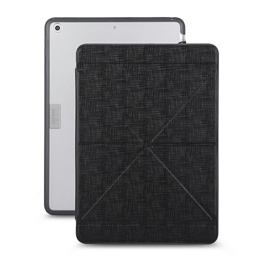 "Чехол для iPad 9.7"" (5th/6th Gen.) Moshi VersaCover Black"