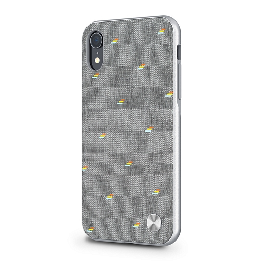 Чехол для iPhone XR Moshi Vesta Gray