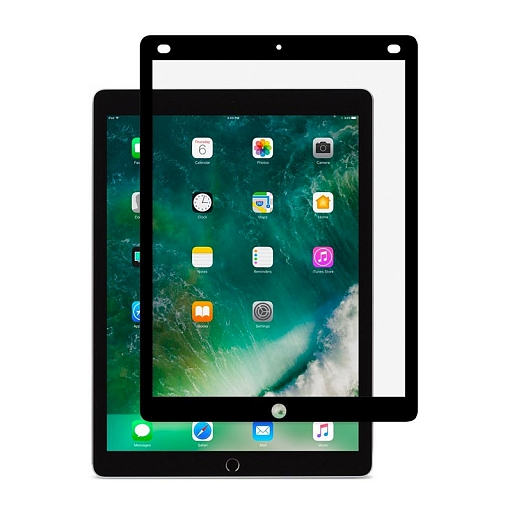 "Защитная пленка Moshi iVisor AG for iPad Pro 12.9"" (2017) Black (Matte)"