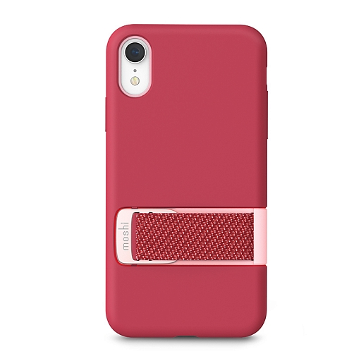 Чехол для iPhone XR Moshi Capto Pink