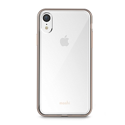 Чехол для iPhone XR Moshi Vitros Gold