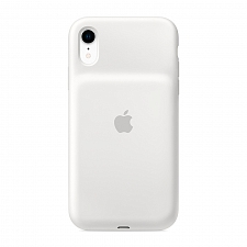 Чехол-батарея для iPhone XR Apple Smart Battery Case White
