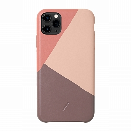 Чехол для iPhone 11 Pro Max Native Union Clic Marquetry Rose