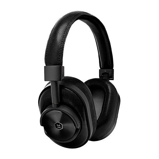 Беспроводные наушники Master & Dynamic MW60G1 Wireless Over-Ear Headphones Black