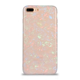 Чехол для iPhone 7 Plus/8 Plus Broken Glitter Multicolor