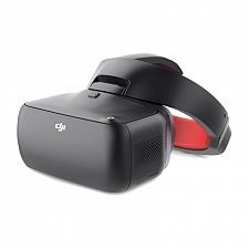 FPV очки DJI Goggles Racing Edition (Part15)