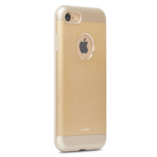 Чехол для iPhone 7 Moshi Armour Satin Gold