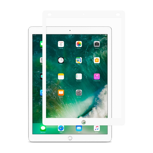 "Защитная пленка Moshi iVisor AG for iPad Pro 12.9"" (2017) White (Matte)"