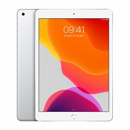 "iPad 10.2"" (7th Gen, 2019) Wi-Fi 128GB - Silver"