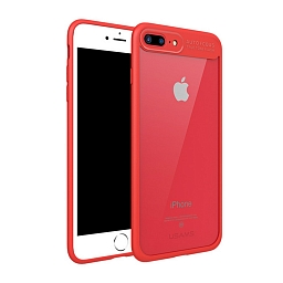 Чехол для iPhone 8 Plus/7 Plus Usams Mant Series Red