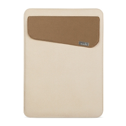 "Чехол для MacBook 13"" Moshi Muse Slim Fit Carrying Case Sahara Beige"