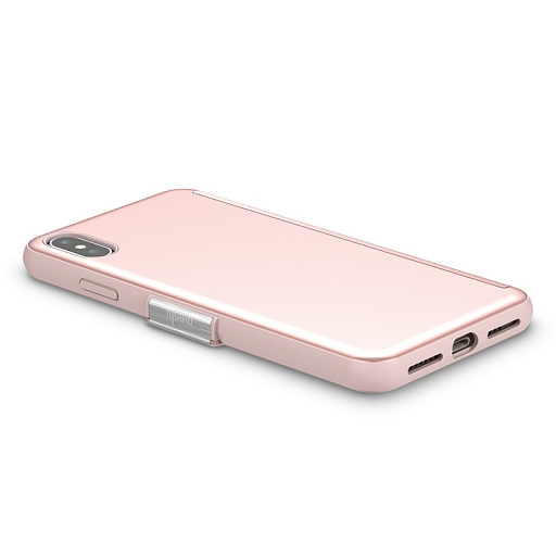 Чехол для iPhone XS Max Moshi StealthCover Pink