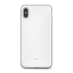 Чехол для iPhone XS Max Moshi iGlaze White