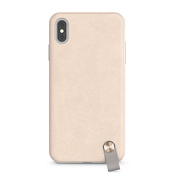 Чехол для iPhone XS Max Moshi Altra Savanna Beige