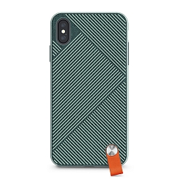 Чехол для iPhone XS Max Moshi Altra Forest Green
