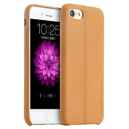 Чехол для iPhone 8/7 Usams Joe Light Brown