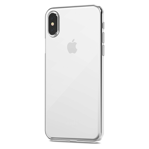Чехол для iPhone X Moshi SuperSkin Crystal Clear