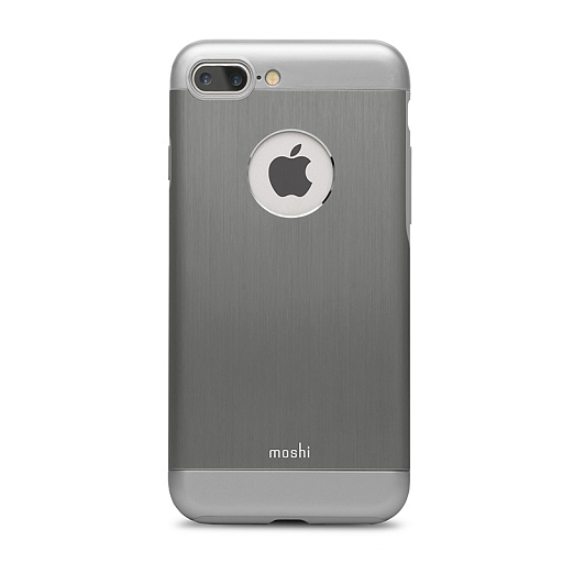 Чехол для iPhone 7 Plus Moshi Armour Gunmetal Gray